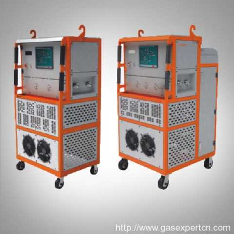 rf051 series sf6 gas recycling device