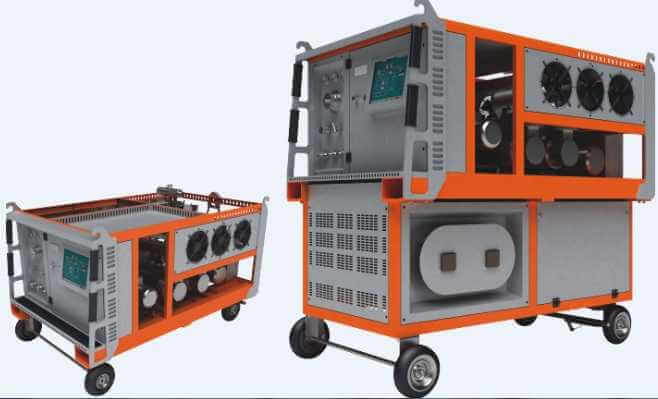 RF-391-Series-SF6-Gas-Recycling-Device-Touch-screen-Operation