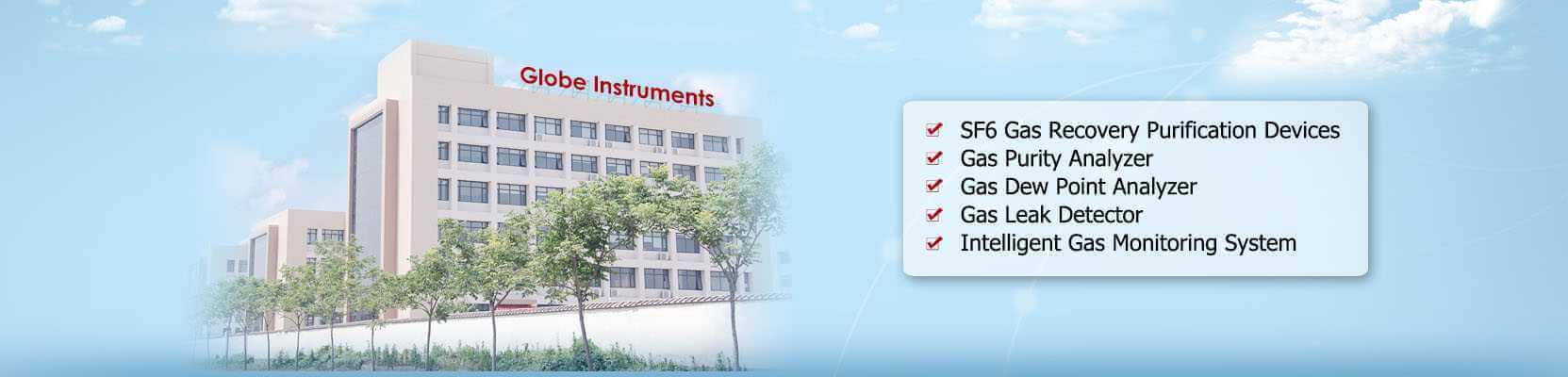 banner1 Office buildings globeinstrument