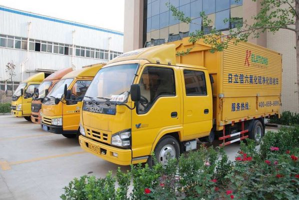 sf6 gas recovery and purification service vehicles