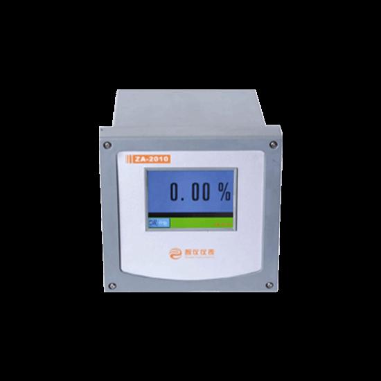On Line Analyzer : Za on line trace oxygen analyzer globeinstrument